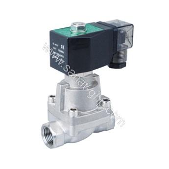 شیر برقی استاندارد فشار قوی سری XLG